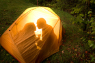 Both singles and swinging couples are invited to pitch a tent at Le Diamant Noir campsite. Photo / Getty Images