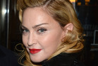 Madonna is not happy. Photo / Getty