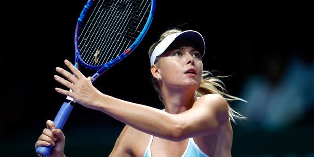 Maria Sharapova makes winning comeback in Stuttgart after 15-month ban
