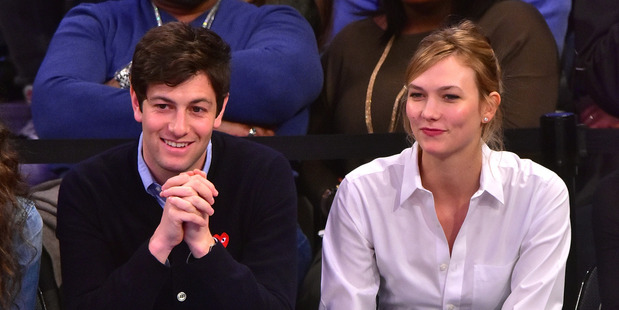 Joshua Kushner and Karlie Kloss have been together for five years. Photo / Getty