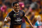 Anthony Milford of the Brisbane Broncos. Photo / Getty Images.
