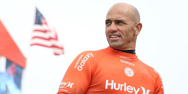 Kelly Slater. Photo / Getty Images.