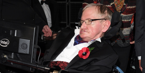 """Hawking has warned AI could be """"either the best or the worst thing ever to happen to humanity"""". Photo / Getty Images"""