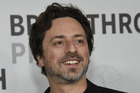 Sergey Brin, president of Alphabet and co-founder of Google. Photo / Getty Images