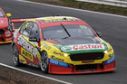 Chaz Mostert during the Tasmania round of the Supercars Championship. Photo / Getty Images