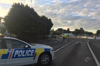 The Serious Crash Unit is investigating and the crash will be reported to the IPCA. Photo / Sam Hurley