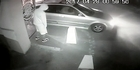 Watch: CCTV footage of Tauranga ram raid