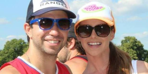 Amelia Rayner and her boyfriend were attacked after the Electric Avenue music festival in Christchurch. Picture / Facebook