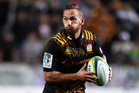 Aaron Cruden has a new role as reserve halfback. Photo / Photosport