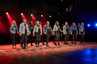 Embellished are 15 young women from Wellington where the a cappella scene is huge; they compete on TVNZ's The Naked Choir.