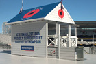 NZ's smallest RSA opens at Eden Park