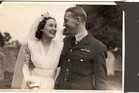 Jamie and Hilda were married in August 1941. By that time, Jamie had been promoted to Squadron Leader, and was flying almost every day.
