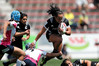SUPER STAR: Portia Woodman helped the Black Ferns win the  Kitakyushu Sevens in Japan. PHOTO: photosport