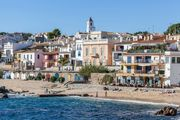 Calella de Palafrugell on the Costa Brava is just the spot for blissed-out family time. Photo / 123RF