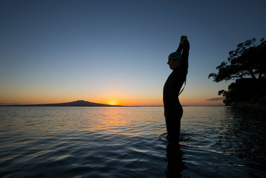 Forty per cent of New Zealanders take part in a recreational activity at a beach or by the sea. Photo / Brett Phibbs