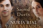 Sacred Duets is a charming new Sony release.