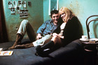 JOY AND PAIN:Terence Stamp and Carol White in Ken Loach's first film Poor Cow.