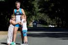 Marathon mum: Annemarie Gallagher is running the Rotorua Marathon. Photo/Ben Fraser