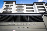 Luna apartments in Grafton. Picture / Jason Oxenham.