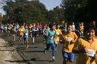 Children give it their all in last year's Rotorua Mini Marathon. Photo/Supplied