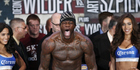 Deontay Wilder - on a mission to unify the heavyweight division. Photo / Photosport
