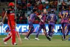 Royal Challengers Bangalore captain Virat Kohli. Photo / AP.