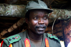 Joseph Kony, leader of the Lord's Resistance Army. Photo / AP