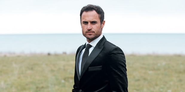 Jordan Mauger from The Bachelor season 2. Photo / Supplied
