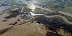 Flooding in Edgecumbe on April 7./George Novak