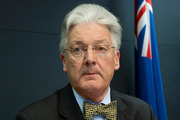 Internal Affairs minister Peter Dunne relied on classified security information in making his decision last May to cancel a New Zealand woman's passport. Photo/Mark Mitchell