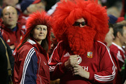 Lions players are being encouraged to mix with their fans on the tour of New Zealand. Photo / Brett Phibbs