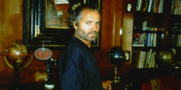 Gianni Versace died in 1997, his partner has only just spoken out about the night he died. Photo / AP