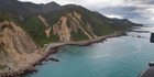 Of the $4 billion extra in next month's Budget $812 million will go towards repairing State Highway 1 north and south of Kaikoura, which was damaged by the November earthquake. Photo / Mark Mitchell