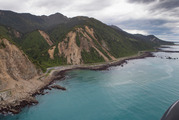 Of the $4b extra in next month's Budget $812 million will go towards repairing State Highway 1 north and south of Kaikoura, which was damaged by the November earthquake. Photo / Mark Mitchell