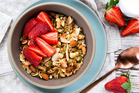 Swapping your regular muesli for a low-sugar version is an easy way to reduce your sugar intake. Photo / NZ Herald