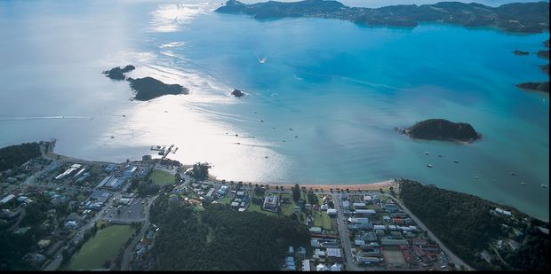 Paihia has a new tourist attraction.