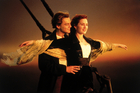 Leonardo DiCaprio and Kate Winslett in the movie Titanic. Photo / Supplied