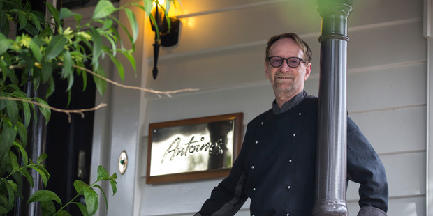 Chef Tony Astle has previously donated to the National Party. File photo / Jason Oxenham.