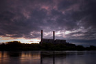 Thermal generation should be phased out by 2030, except as a backup, say the Greens. Picture / Greg Bowker