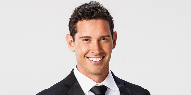 Zac Franich, the current Bachelor New Zealand. Photo / Supplied