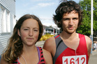 Ruby Muir and Kristian Day. Photo / Supplied