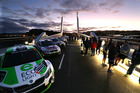 The International Rally of Whangarei is gearing up to thrill Northland crowds over the three day event, starting tonight. This photo was taken at the start of the 2016 event. Photo/John Stone