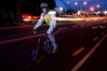 Checkpoints to assess cyclists visibility gear to be set up around Tauranga for Be Bright campaign. Photo/file