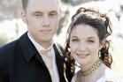 Nick and Waverly were wedded in 2002. Photo / File