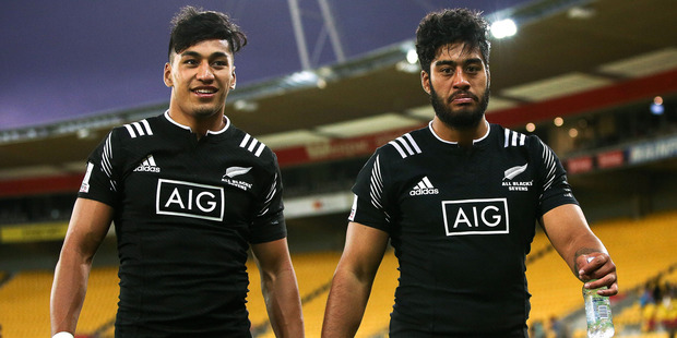 Steven Ioane, relative of Rieko and Akira Ioane, is in a stable condition after collapsing during a World Masters Games rugby match on Thursday. Photo / Getty Images