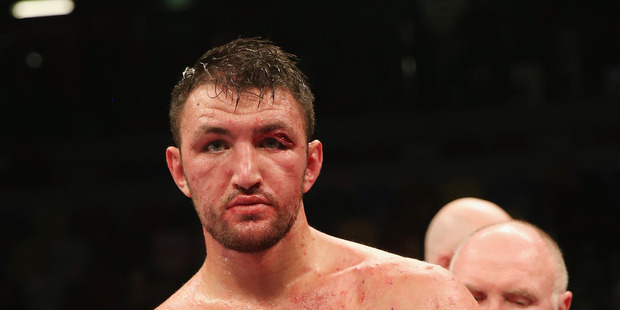 Loading Hughie Fury. Photo / Getty Images.