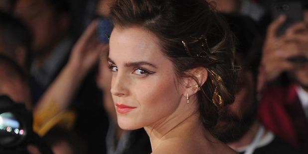 Emma Watson is dating tech entrepreneur William Knight. Photo / Getty