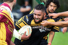 Otangarei standoff Sepeti Tatau stood out as his side picked up a 48-6 win over Hora Hora in the RLN Premiership. Photo/Tania Whyte