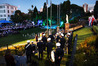 Thousands of people attended the Anzac Day dawn service in Whangarei. Photo/Tania Whyte.