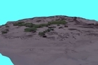 Anthony Powell has created a 3d model of Scott Base in Antarctica